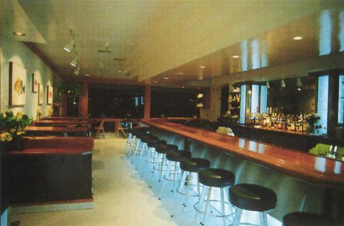 Riva Cafe – Santa Cruz, California