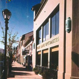 Plaza Lane Building – Santa Cruz, California