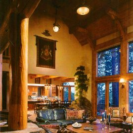 Private Residence – Lake Tahoe, California