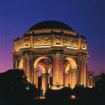 Palace of Fine Arts – San Francisco, California