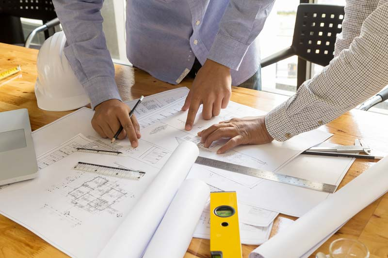 5 benefits of hiring an architect as project manager