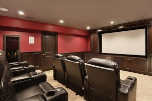 high-end home theater