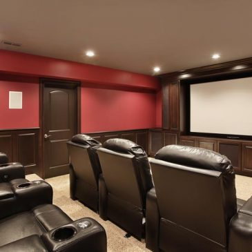 How to Design the High-End Home Theater of Your Dreams