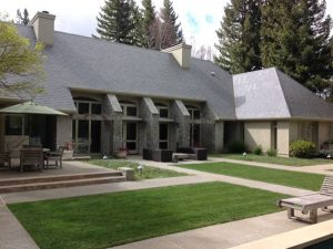 Huang Residence, Exterior Architecture Back, Atherton, CA 37.461327°N, -122.197743°W
