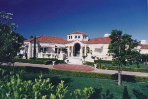 Maskatiya Residence, Exterior Architecture Front, Atherton, CA. 37.461327°N, -122.197743°W