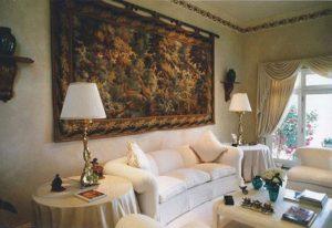 Maskatiya Residence, Interior Architecture Living Room, Atherton, CA. 37.461327°N, -122.197743°W