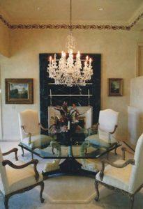 Maskatiya Residence, Interior Architecture Dining Room, Atherton, CA. 37.461327°N, -122.197743°W