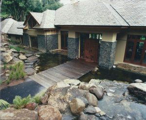 Treetops Lodge, Exterior Architecture Front, Rotorua, New Zealand, -38.136848°S, 176.249746°E