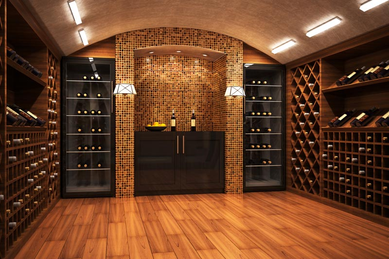 How to Design the Perfect Wine Cellar for Your Home